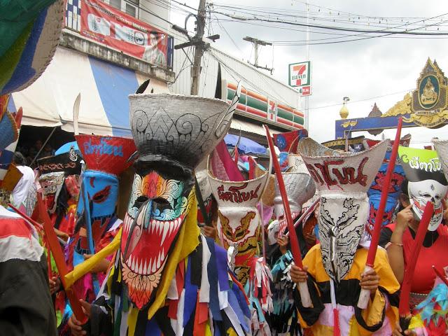 Phi Ta Kon Festival 2015 in Dan Sai