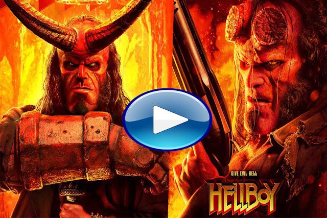 تحميل ومشاهدة فيلم Hellboy 2019 مترجم وبجودة HD