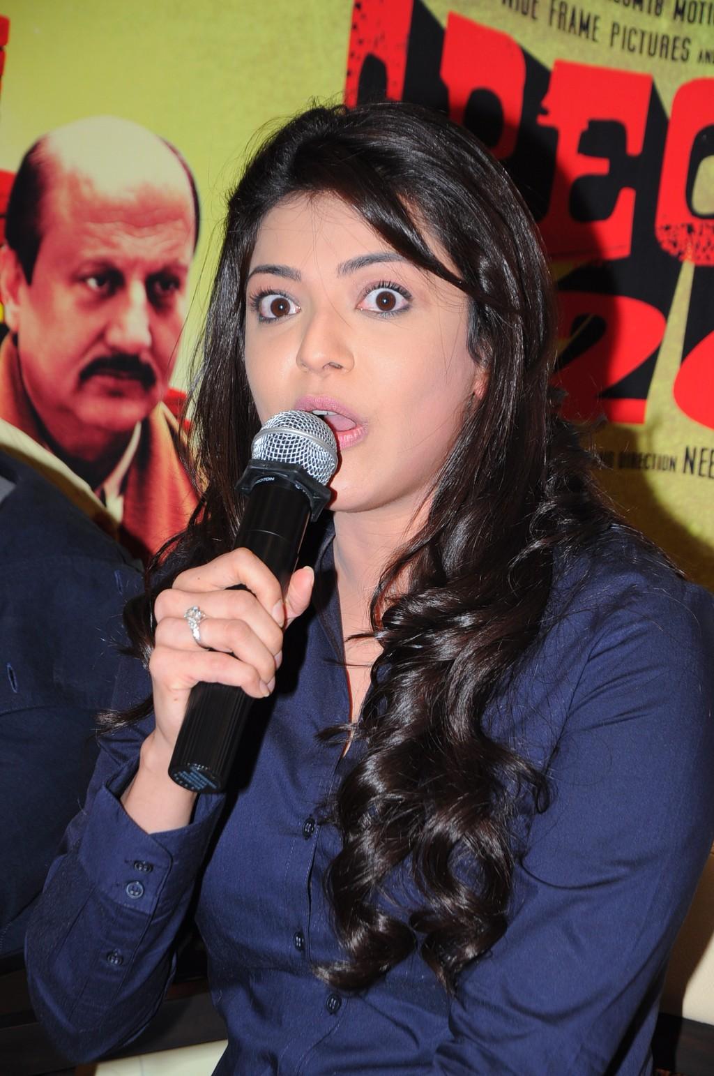 Kajal agarwal latest pics at special 26