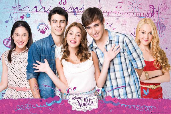 Violetta 1-2-3. Sezonlar Türkçe Dublaj Tam Bölümler Tek Parça İzle Boxset