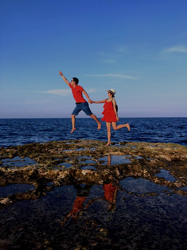 Nếu đi vào ngày đẹp trời, biển Nha Trang cực long lanh bắt mắt