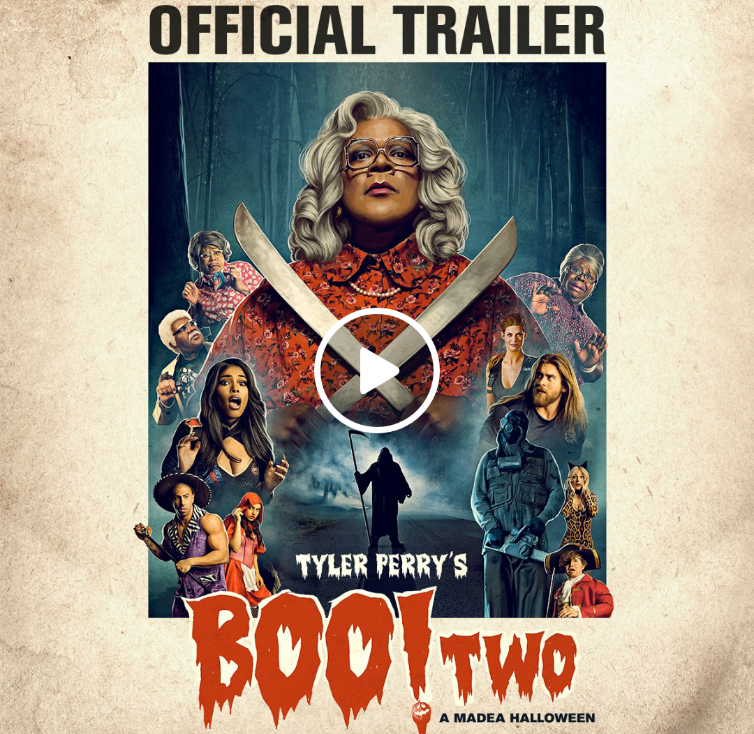 Watch Now: Trailer for Tyler Perry's
