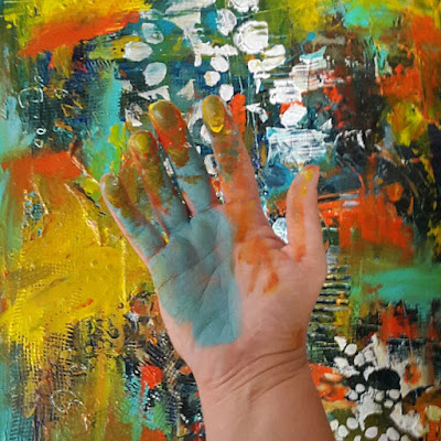 Whoopidooings: RMWF - Artists Hand