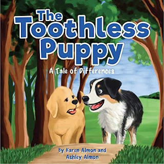 The Toothless Puppy - a children's book by Ashley Almon and Karen Almon