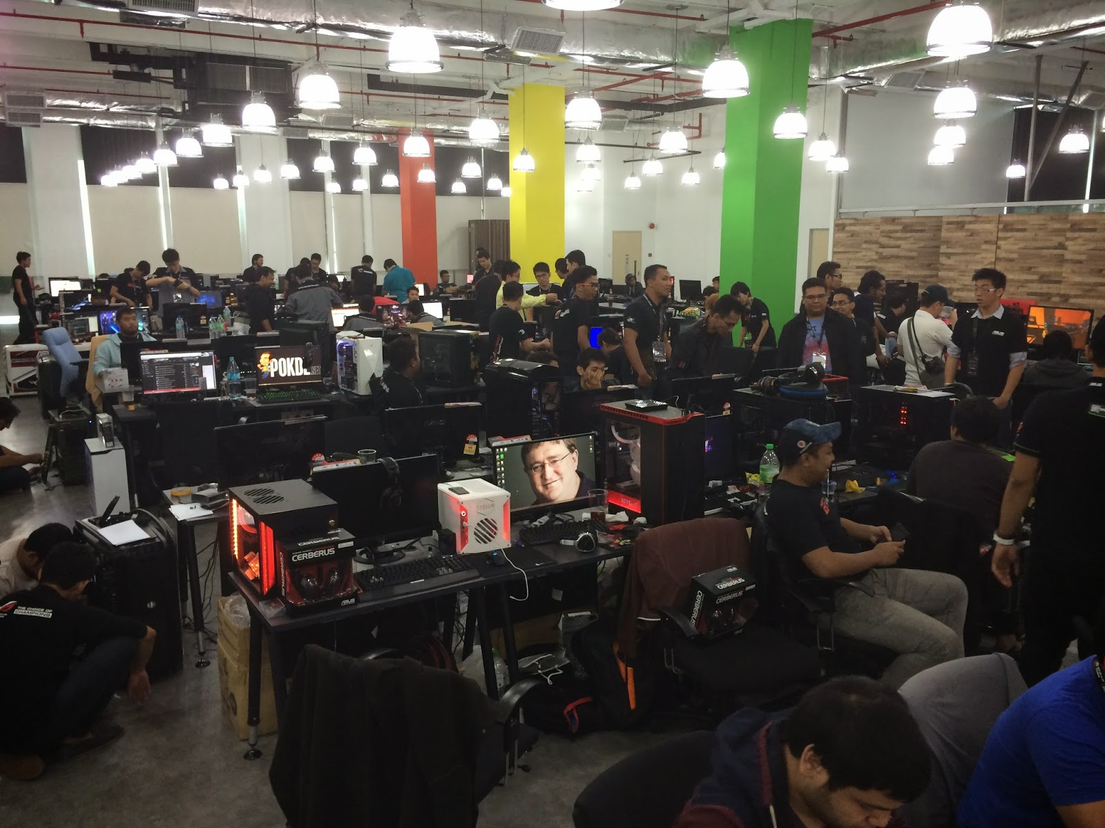 Coverage for ASUS LAN Party: DAY 3 19