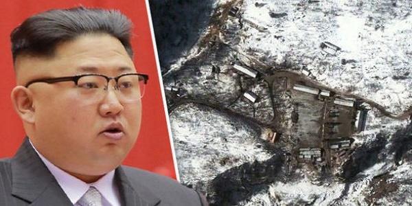 Κατέρρευσε το πεδίο πυρηνικών δοκιμών της Β.Κορέας - 200 νεκροί - Κίνα: «Θα υπάρξει θυμός κατά του Κιμ»