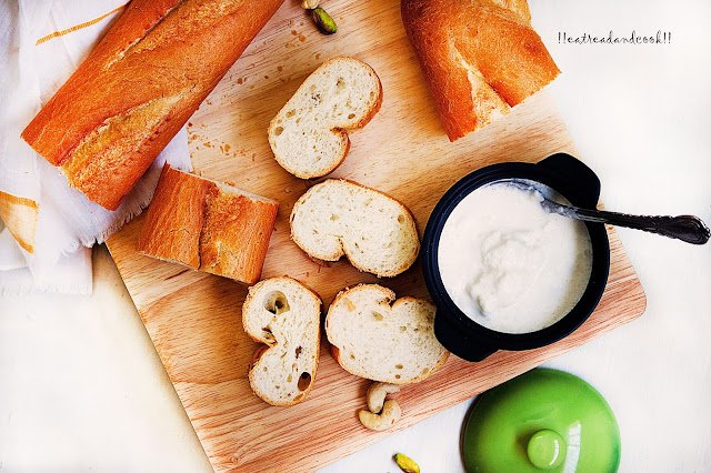 how to make malai tost recipe and preparation with step by step pictures