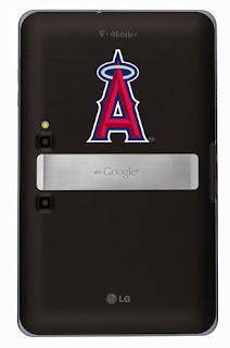 Los Angeles Angels tablet rentals