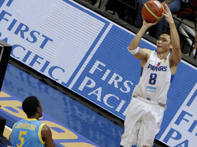 Gary David is Smart Gilas top-scorer on Quarter-finals game, 22 points