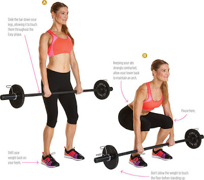 women's health - DEADLIFT