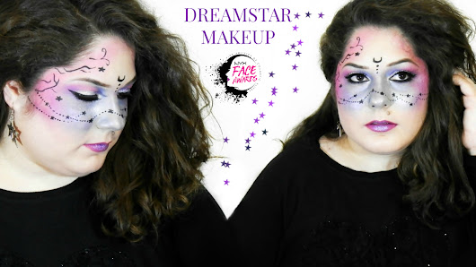 DreamStar Makeup #GreekFaceAwards 2017