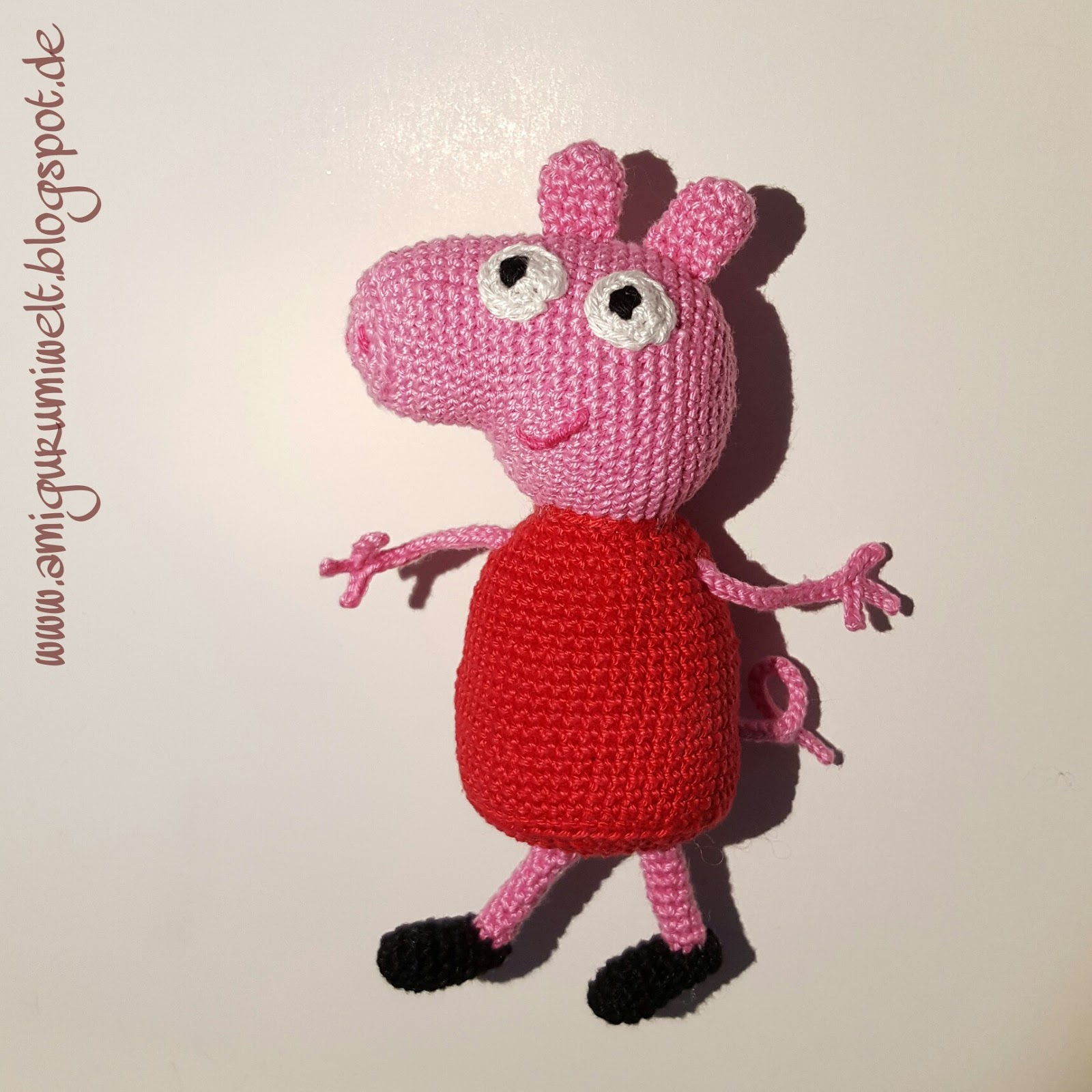Amigurumi for Beginners Tutorial Peppa Pig Amigurumi | How to ... | 1600x1600