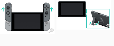 Nintendo Switch Kickstand How To Open