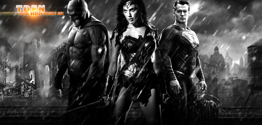 BATMAN V SUPERMAN: DAWN OF JUSTICE Prima Imagine Cu GAL GADOT În Rolul WONDER WOMAN