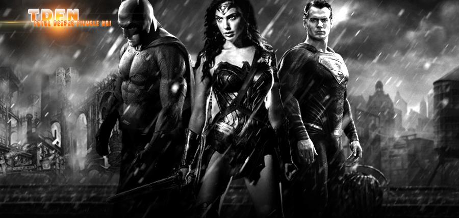 BATMAN V SUPERMAN: DAWN OF JUSTICE Prima Imagine Cu GAL GADOT În Rolul WONDER WOMAN
