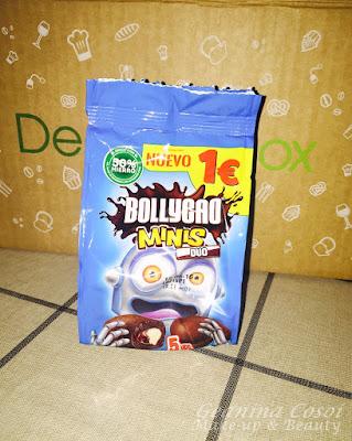 Bollycao Minis Duo Caja Degustabox - Abril 2016