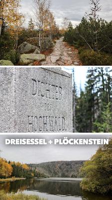 Wandern Nationalpark Bayerischer Wald + Dreisessel – Ploeckenstein – Ploeckensteinsee + Premiumwanderung Best Mountain Artists + Adidas Terrex