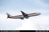 Airbus A340 / EC-HGX