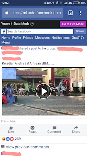 Cara download video facebook di android dengan google chrome tanpa aplikasi tambahan