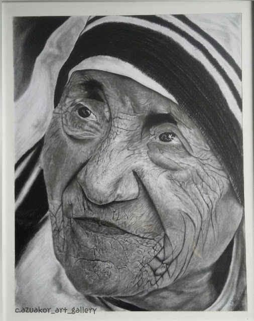 Mother Teresa of Calcutta for lexhansplace