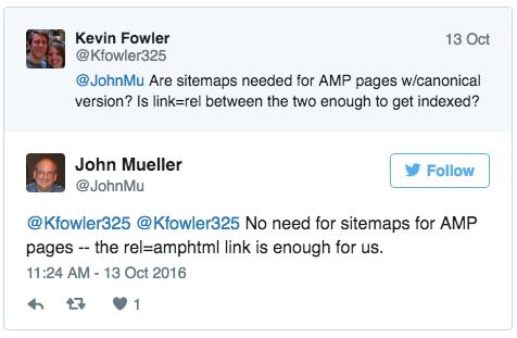 Cara membuat sitemap valid amp