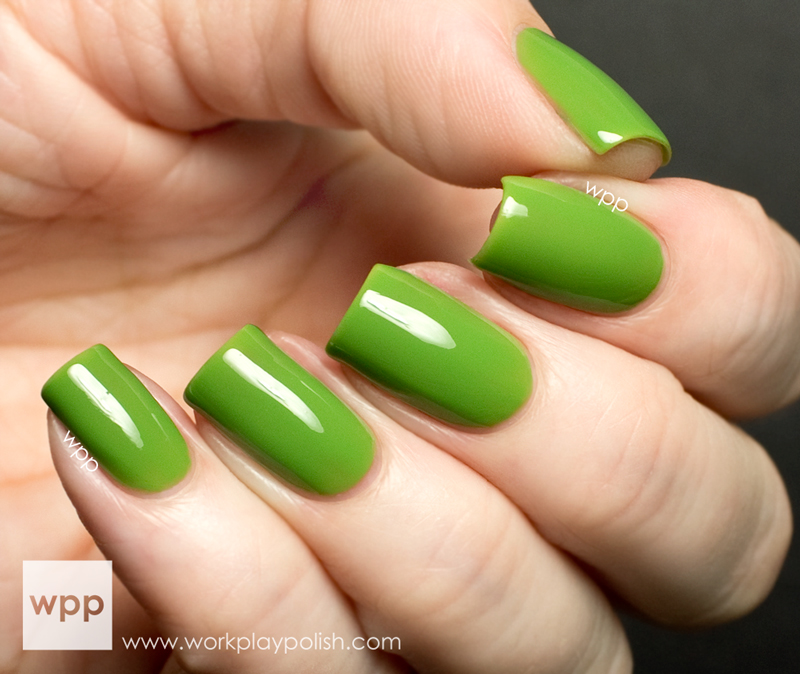 Precision Lacquer Honey Dew This