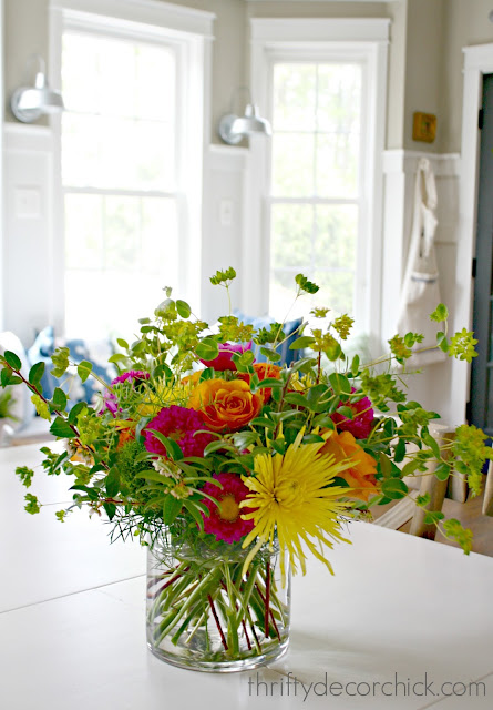 Tips for floral arranging