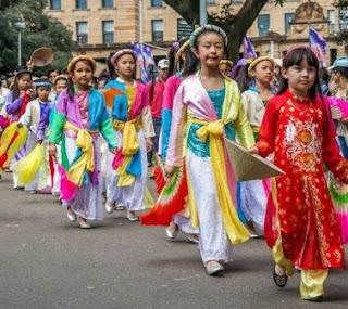 Children's Festival - Parade