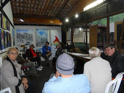 Dia 28/5 o Telas da Serra Atelier promove segundo Aprenda com Arte