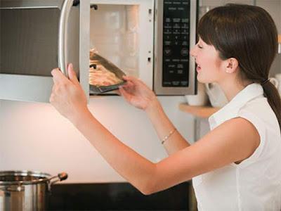 Cara agar microwave tahan lama / awet
