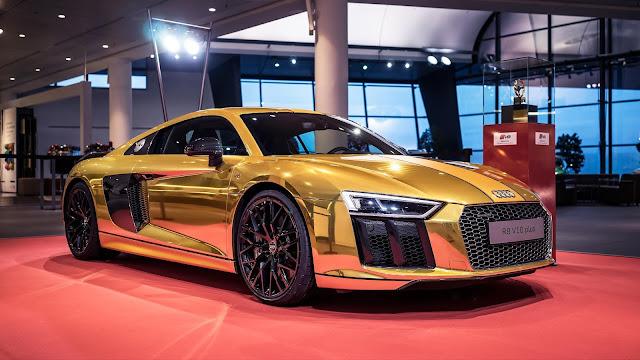 Audi R8 HD Wallpapers