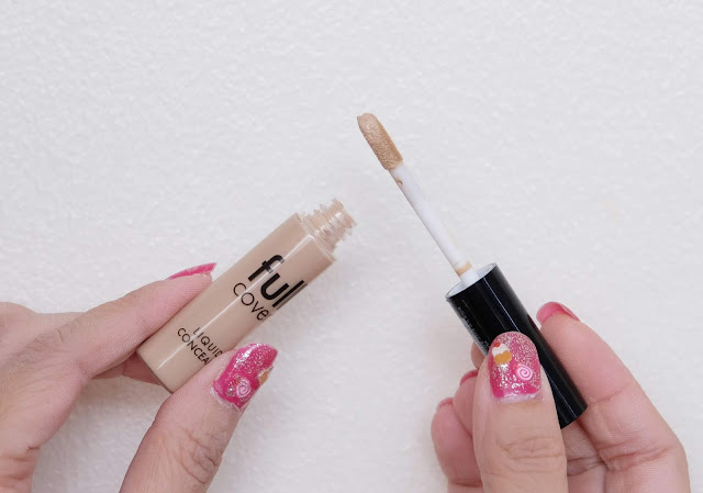 a photo of Aritaum Full Coverage Liquid Concealer Review from Althea written by Nikki Tiu of www.askmewhats.com