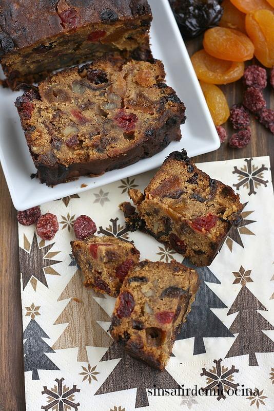 Sin salir de mi cocina cake de navidad de jamie oliver for Cocina 5 ingredientes jamie oliver