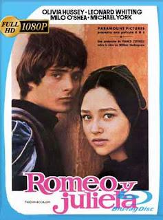 Romeo y Julieta 1968 HD [1080p] Latino [Mega] dizonHD