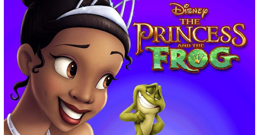 Disney The Princess _ The Frog Coloring Book