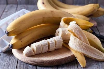 الموز يعالج عسر الهضم