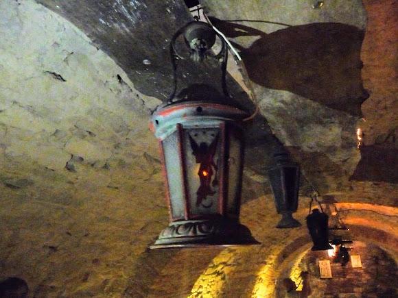 Экспозиция «Архитектурные фрагменты и освещение старого Львова»