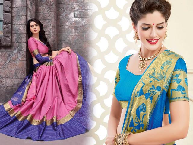 Silk Sarees Wholesalers India