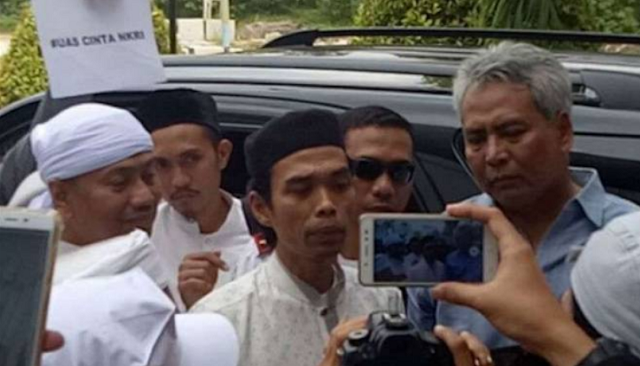 Arya Wedakarna Bantah Terlibat Persekusi Ustaz Abdul Somad