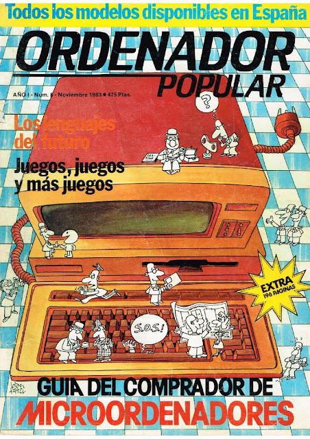 Ordenador Popular #08 (08)