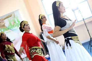 Wisata Tari Belly Dance Bersama Sport Club Puri Surya Jaya
