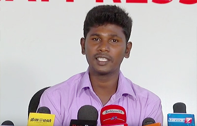 What Happened to the SriLankan boy Who was Adopted by Karunanidhi – TN Students Question