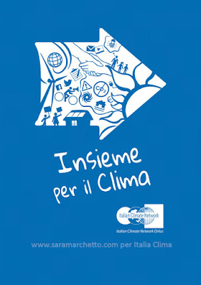 Italian Climate Network t-shirt