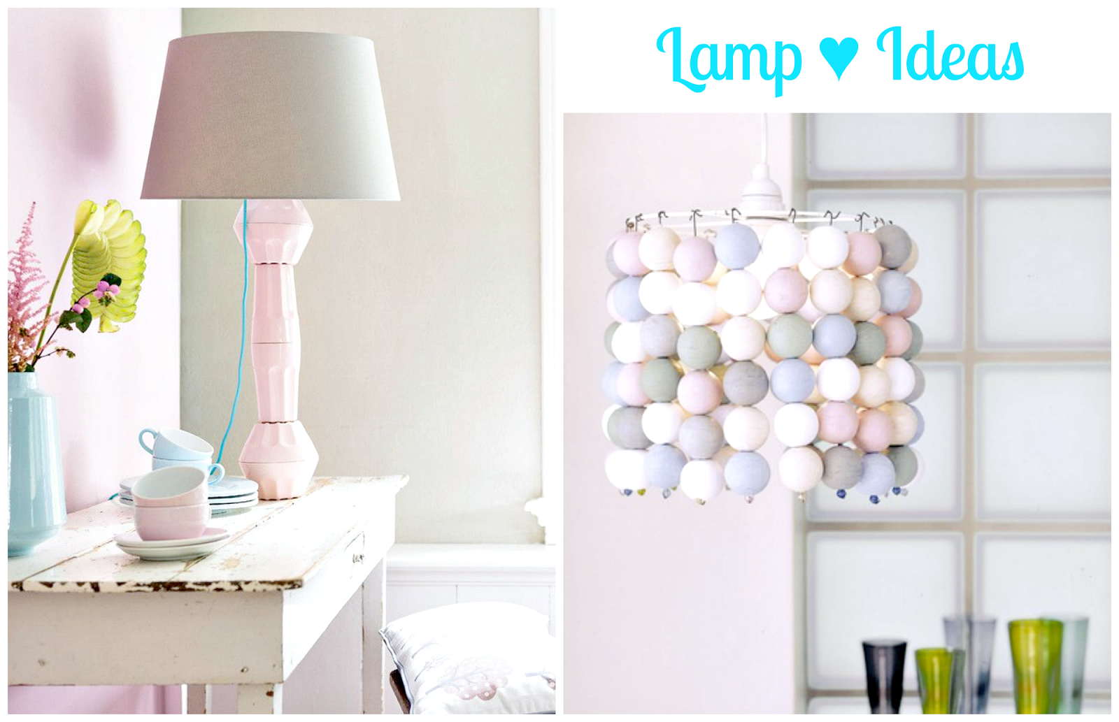 ideas lamp