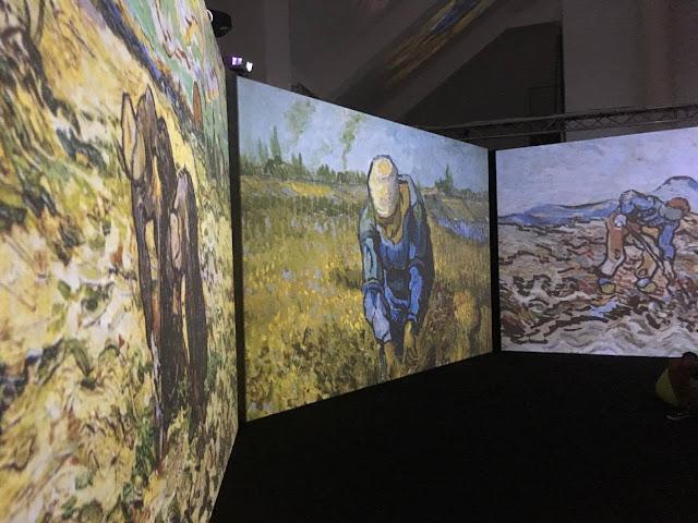 Van Gogh Alive the experience - Lisboa
