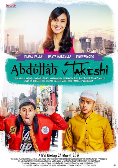 Abdullah & Takeshi (2016) Free Movie download