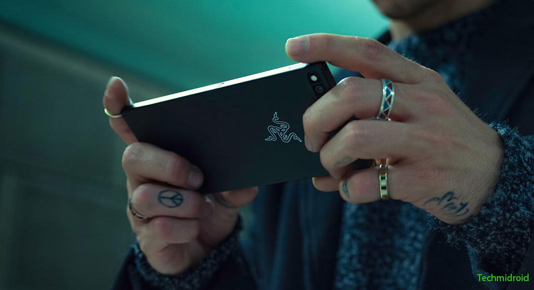 Razer phone techmidroid