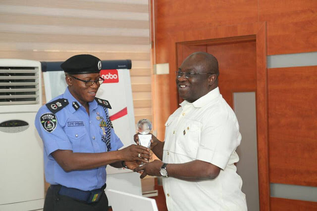 Ikpeazu Received Best Governor In Security, While Criminals Are Terrorizing Aba