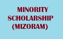 MIZORAM MINORITY SCHOLARSHIP