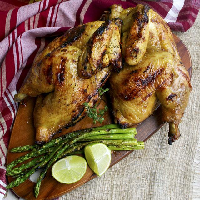 Mediterranean Style Chicken Recipe: Adora's Box: MEDITERRANEAN STYLE BARBECUE CHICKEN